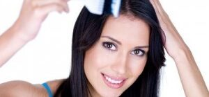 Как правильно красить седые волосы?