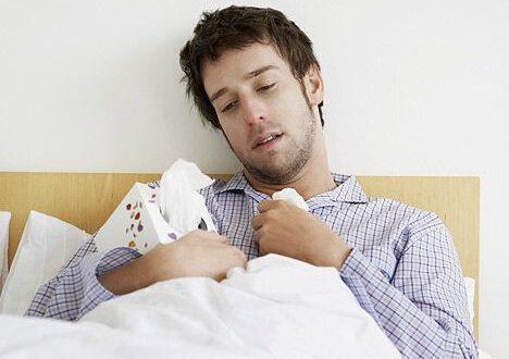 Как лечить простуду у мужчин