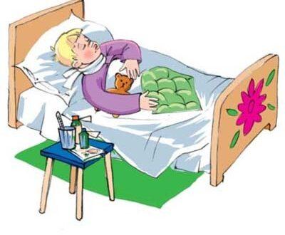 Как правильно заболеть простудой