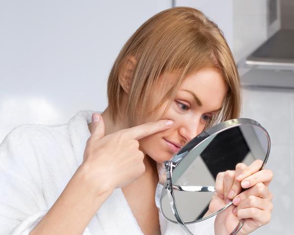 Как избавиться от простуды на лице