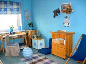 Как правильно сделать ремонт в детской комнате ?