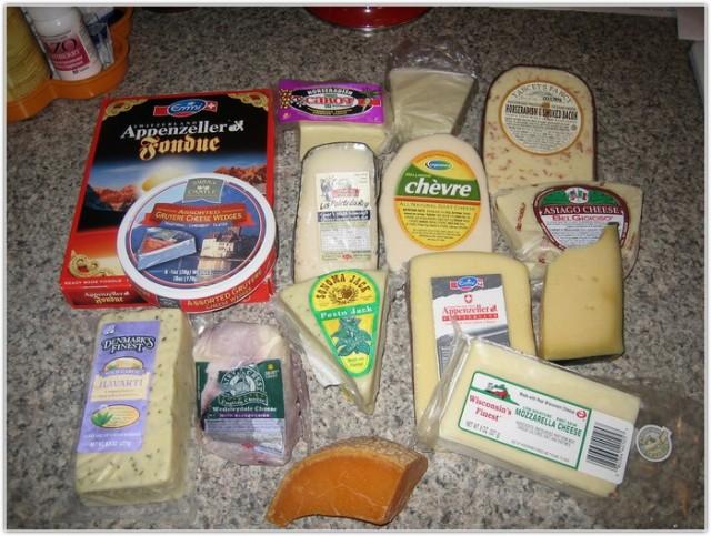 Как сохранить сыр в дороге?