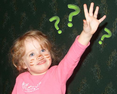 Как правильно отвечать на вопросы ребенка?