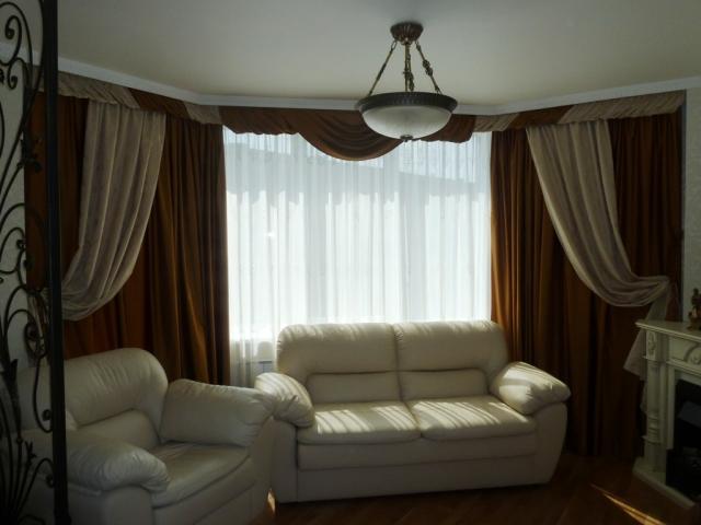 Как правильно подобрать шторы?