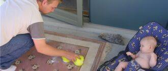 Как правильно чистить ковры?