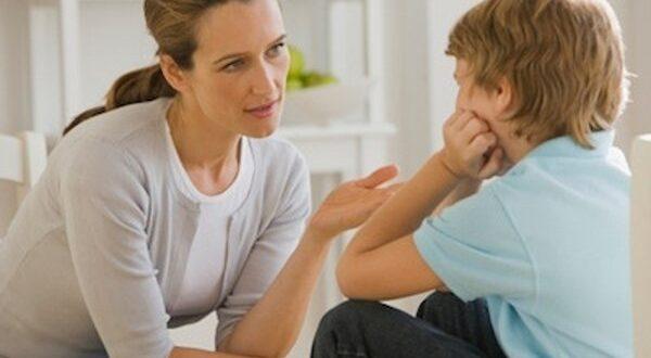 Как правильно рассказать ребенку о сексе?