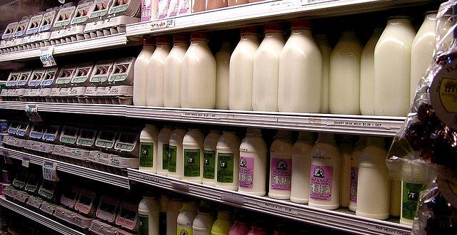 Как правильно выбрать молоко ?
