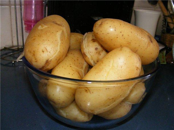 Как правильно варить картошку?