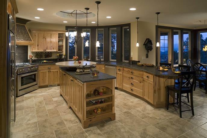 Как сделать планировку на кухне?