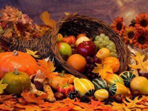 Как правильно питаться осенью?
