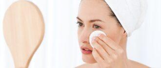 Как правильно смывать макияж?