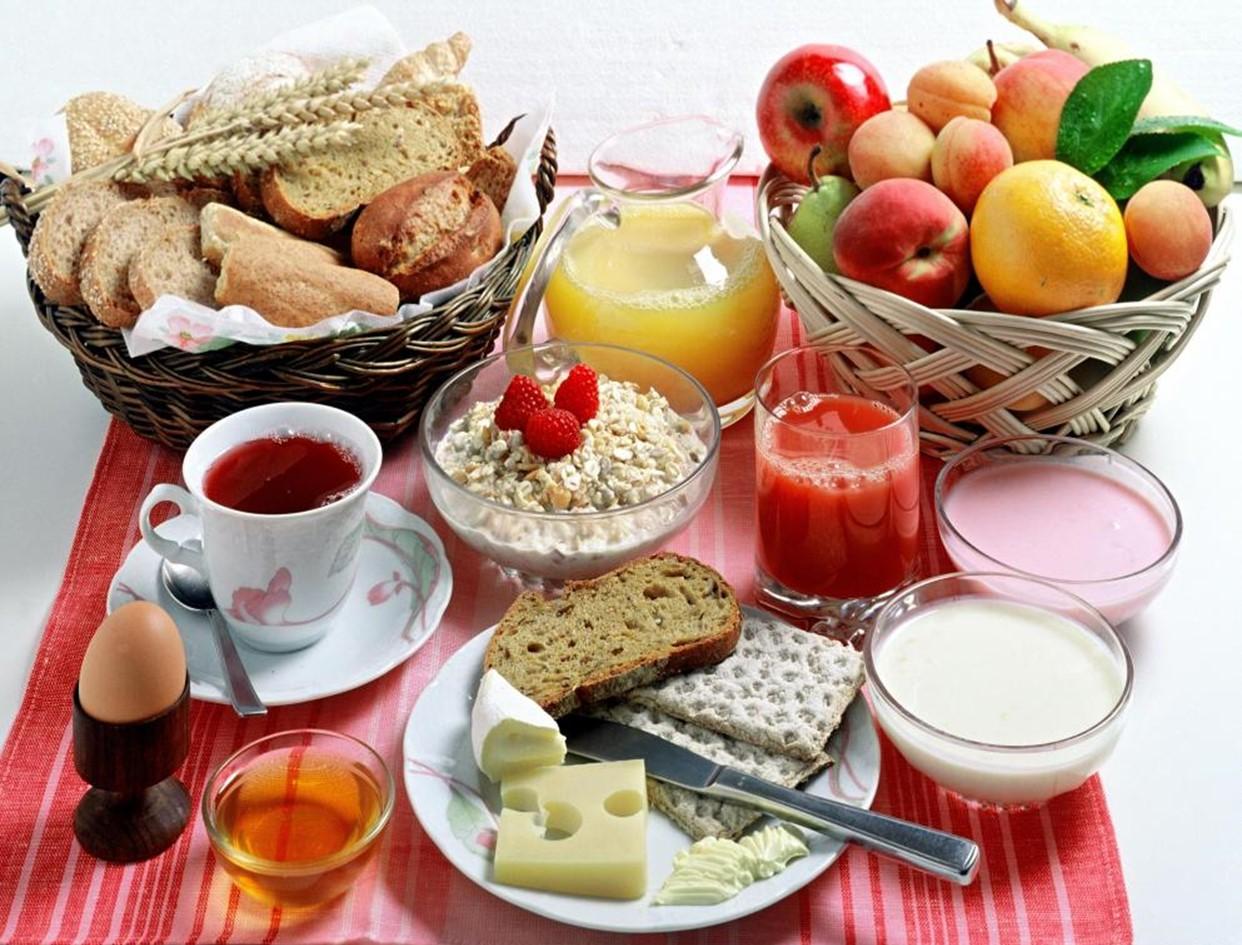 Breakfast continentall