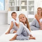 Как правильно приучить ребенка делать утреннюю зарядку?