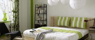 Как правильно обустроить маленькую спальню?