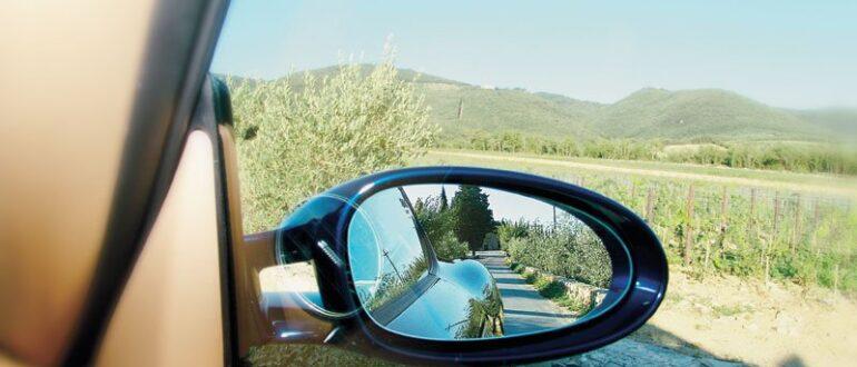Как правильно настроить зеркала в авто?