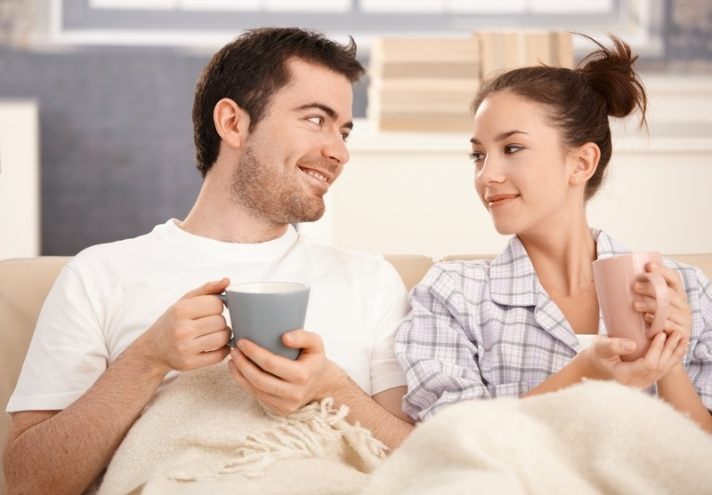 How to find out the relationship with her husband?