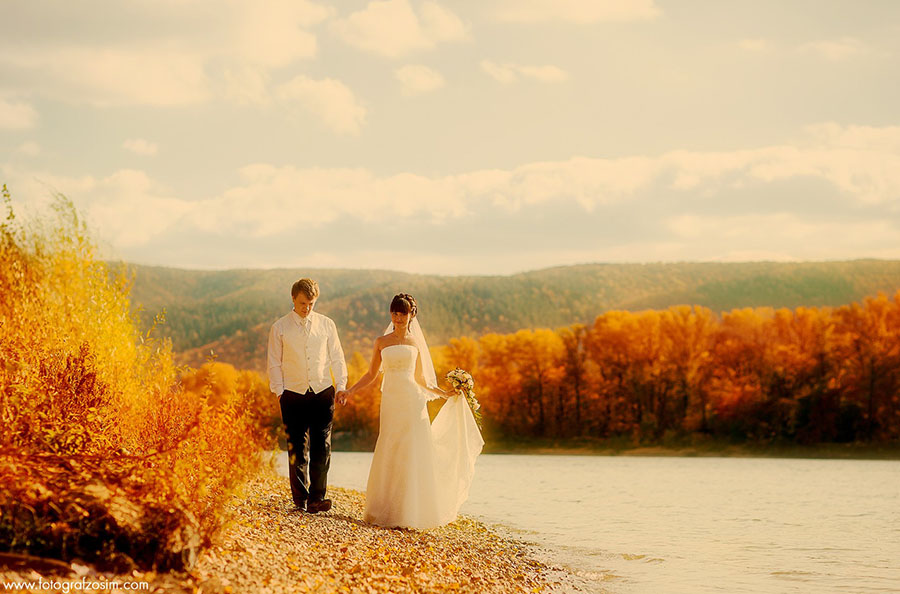 How to choose the right time for a wedding?