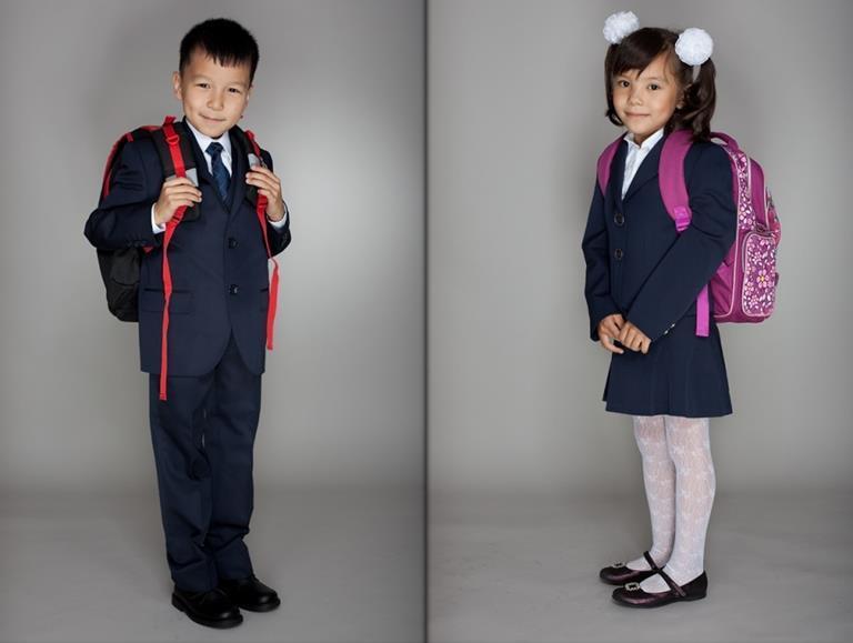 Как правильно собрать первоклассника в школу?