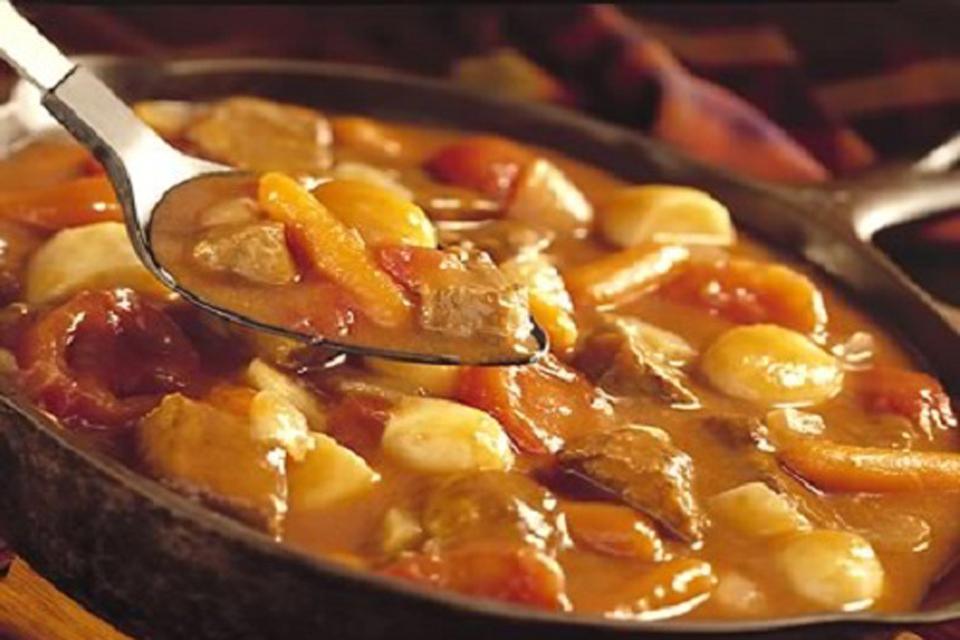 Рецепт вторых блюд на праздничный стол с фото