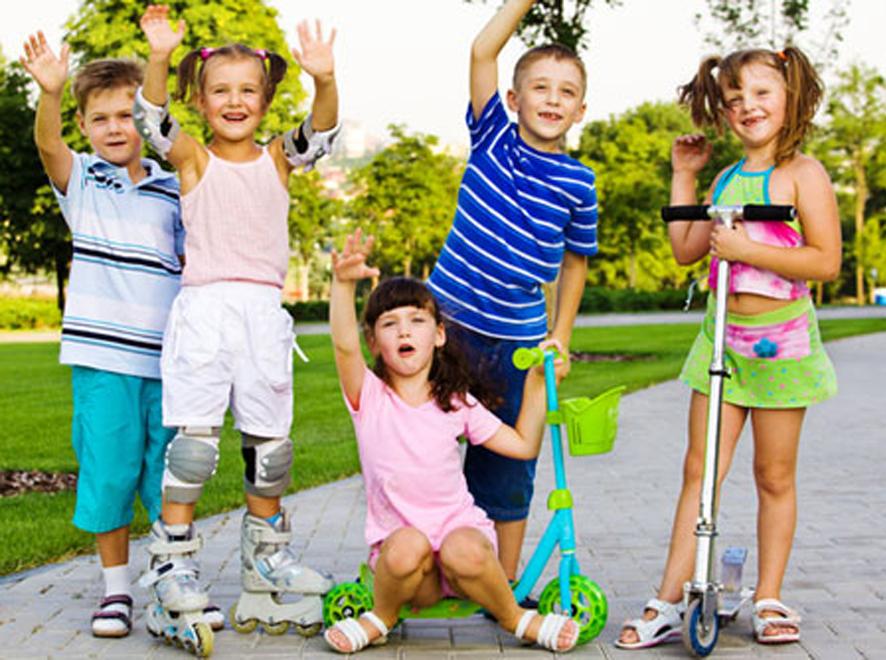 Как правильно выбрать самокат для ребенка?