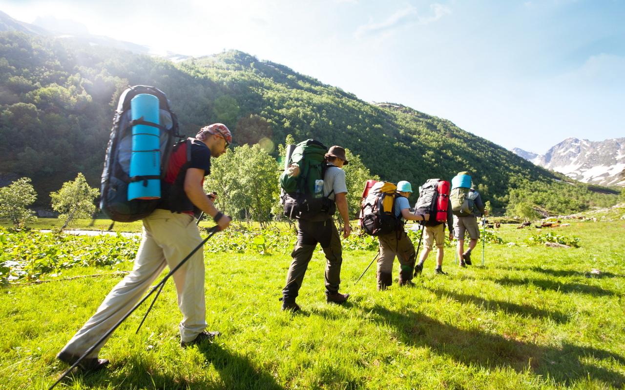 Как правильно собираться в поход?