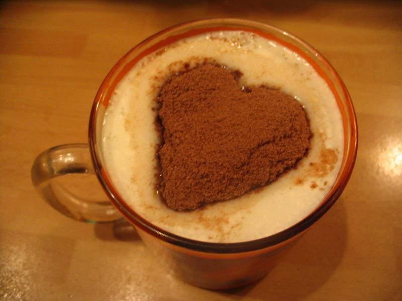 Как правильно развести какао?
