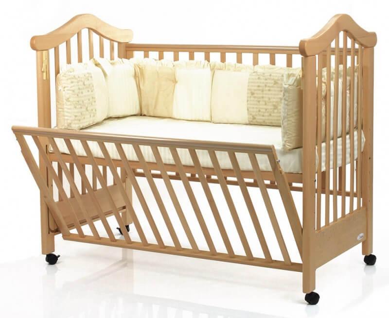 Как правильно выбрать кроватку для новорождённого