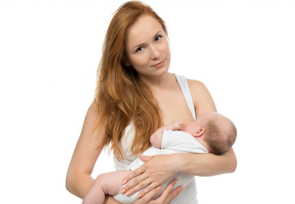 Как правильно держать новорождённого