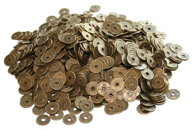 Как правильно привлечь деньги с помощью китайских монет