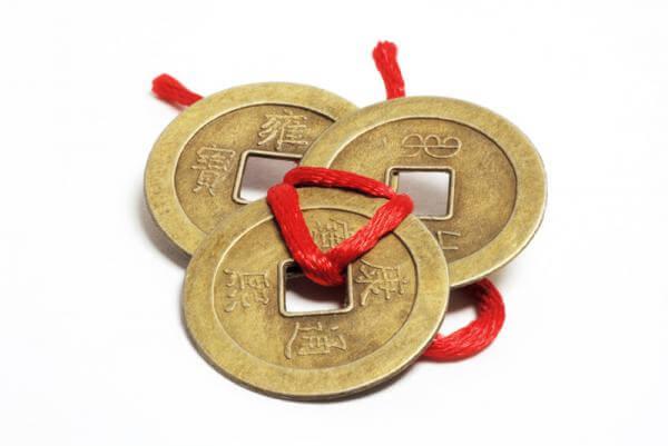 Как заготовить китайскую монету?