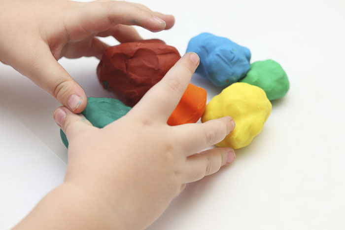 Как правильно лепить из пластилина